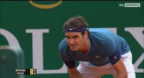 Game of the Day - Federer v Stepanek