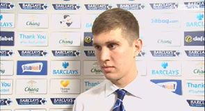 Everton v Crystal Palace - Stones