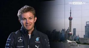 Rosberg's Grand Prix Preview - China