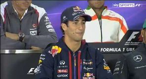 Ricciardo determined to catch up