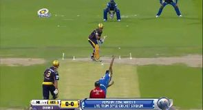 IPL - MI v KKR Highlights