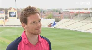 Morgan hopeful of test return