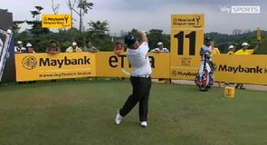 Maybank Malaysian Open - Day 1