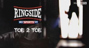 Toe 2 Toe - 17th April