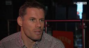 Carragher - Liverpool are in the driving seat