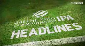 Green King IPA Championship Headlines - 17th April