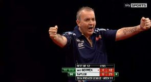 Premier League Darts Week 11