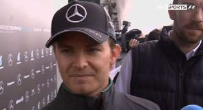 Rosberg: Heading in the right direction