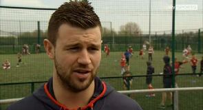 Goulding relishing St Helens test