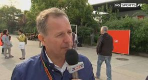 Brundle: Give Mattiacci a chance