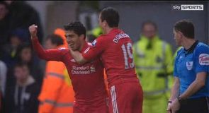 Easter hat-trick for Suarez?