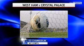 Chamberlin's West Ham v C Palace Preview