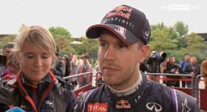 Vettel: A long way to go