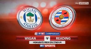 Wigan 3-0 Reading