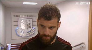 West Ham v Crystal Palace - Nocerino