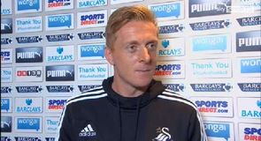 Newcastle v Swansea - Monk