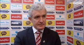 We should have won - Hughes