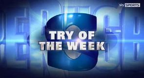 Try of the Week - Round 10