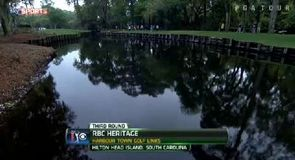 RBC Heritage - Round 3 highlights