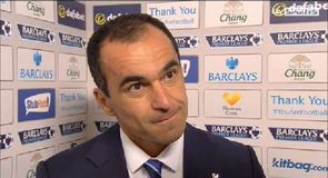 Everton v Man Utd - Martinez