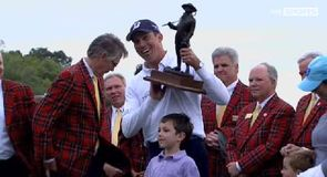 Kuchar earns dramatic victory