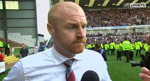 Burnley back in the top flight