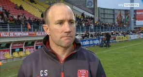 Catalan Dragons 37-24 Hull KR - Managers
