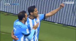 Malaga 2-0 Villarreal Highlights