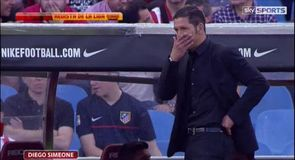 Could Simeone go to Old Trafford?