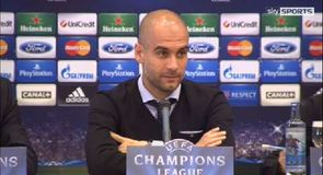 Guardiola hails 'huge achievement'