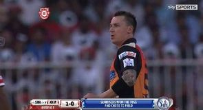 Kings XI Punjab v Sunrisers Hyderabad - Highlights
