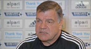 Allardyce critical of Moyes sacking