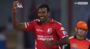 Kings XI v Hyderabad Sunrisers