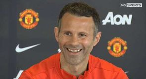 Giggs aims to put smiles on faces