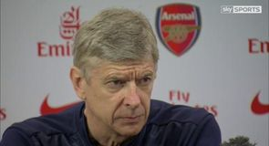Wenger shocked by United's decision