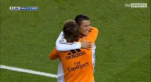 Two Ronaldo screamers secure Real win