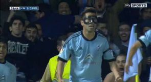 Celta see off Valladolid