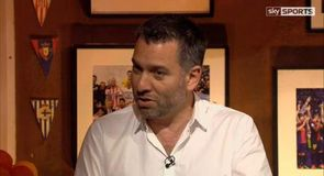 Balague - 'Spanish football changing'