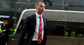 Bruce - Good luck to Giggs