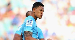 Folau fears six months out