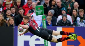 Heineken Cup Tries - Quarter-Finals