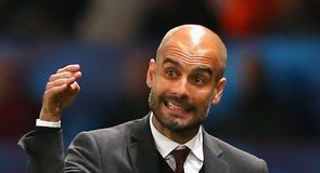 Guardiola anxious over form