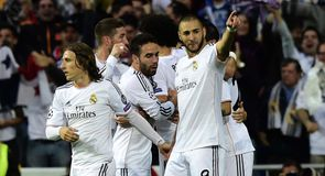 Live: Real Madrid 1 Bayern Munich 0