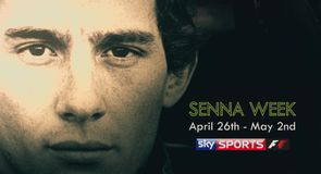 Senna week on Sky F1