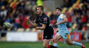 Dragons rout Bucharest
