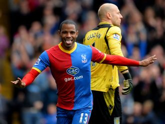 Puncheon: Match-winning strike