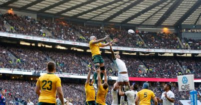 Australia to play twice at Twickenham
