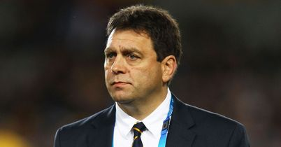 IRFU give Nucifora five-year contract