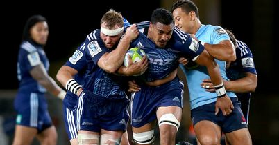 Improved Blues down Waratahs
