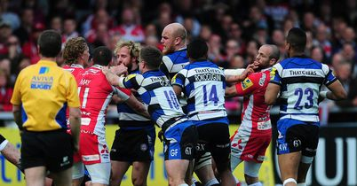 Gloucester cleared of scrum mischief